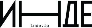 Лого вектор с сайтом INDE