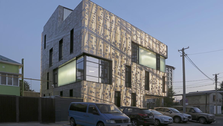 Офисное здание Краснодарской негосударстенной Независимой экспертизы
