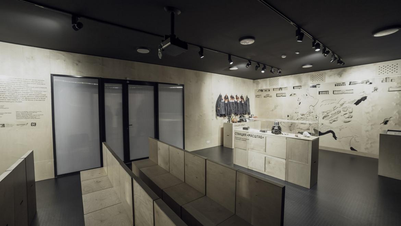 подготовка к открытию нового музея Комбината Магнезит