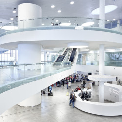 Аэропорт Курумоч (Самара) _@VOX Architects
