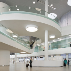 Аэропорт Курумоч (Самара) __@VOX Architects