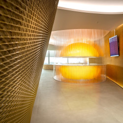 Бизнес зал аэропорта Платов (Ростов-на-Дону) @VOX Architects__